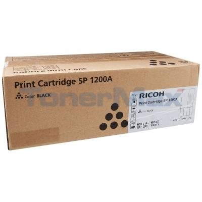 RICOH SP 1200A PRINT CARTRIDGE BLACK